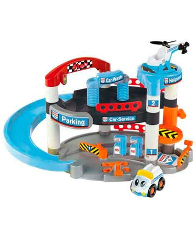 Bosch-Parking-Garage-pour-enfants