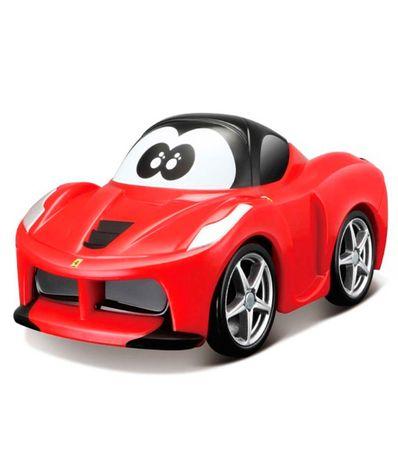 Mi-Primer-Ferrari-Vehiculo-Rojo