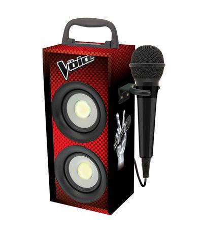 A-Voz-Mini-Torre-Bluetooth-com-Microfone
