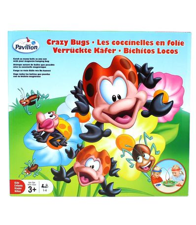 Crazy-Bugs-Game