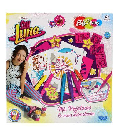 Soy-Luna-Blopens-Sticker-Set
