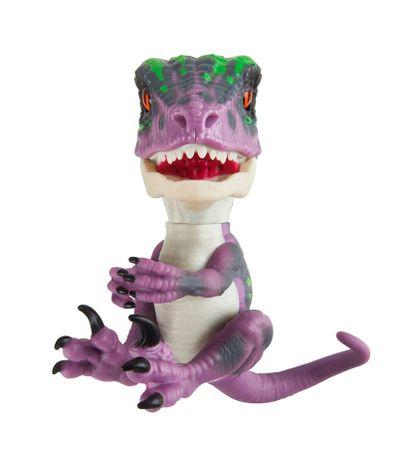 Fingerling-Velociraptor-Lila