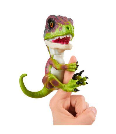 Alevinos-Velociraptor-Verde