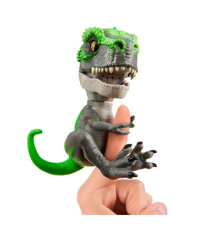 Fingerling-T-Rex-Verde