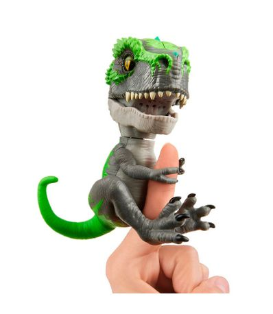 Fingerling-T-Rex-Verde