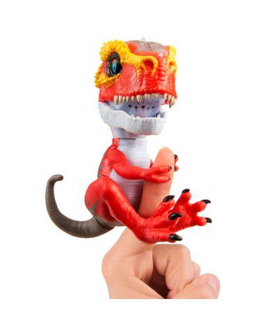 Fingerling-T-Rex-Rojo