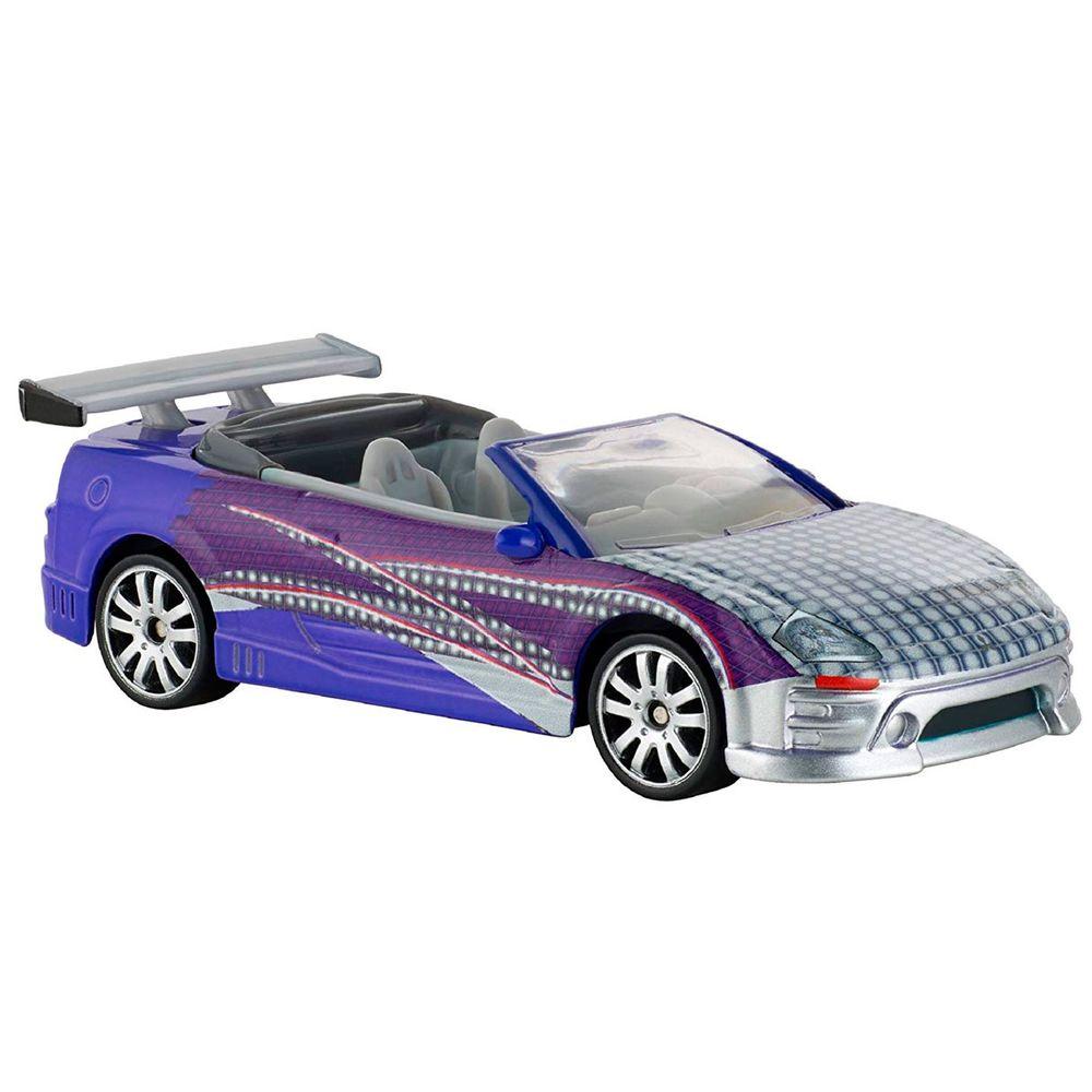 Spyder Drimjouet Véhicule Fastamp; Furious Eclipse Mitsubishi dxBCoWre