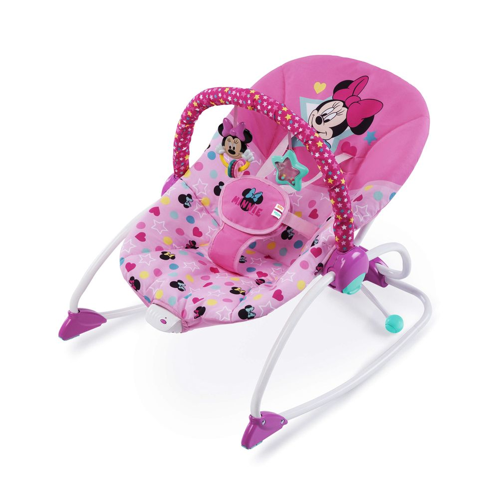 dad1fa09f Hamaca Rocker 18 Kg Minnie Mouse - drimjuguetes