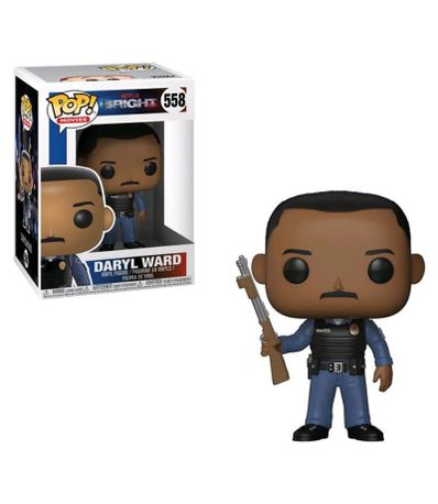 Figura-Funko-POP--Daryl-Ward