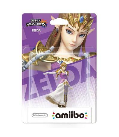 Figura-Amiibo-Zelda--Serie-Ssb-