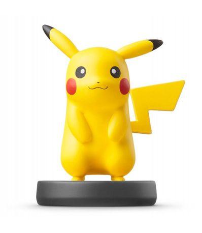 Figura-Amiibo-Pikachu--Serie-Ssb-