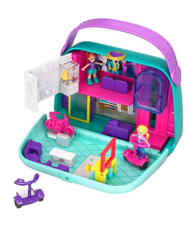 Centre-commercial-Polly-Pocket-Playset-Cofre