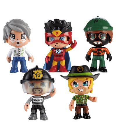 Pinypon-Action-Pack-5-Figures