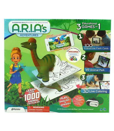 Odyssey-ARIA-s-Adventures