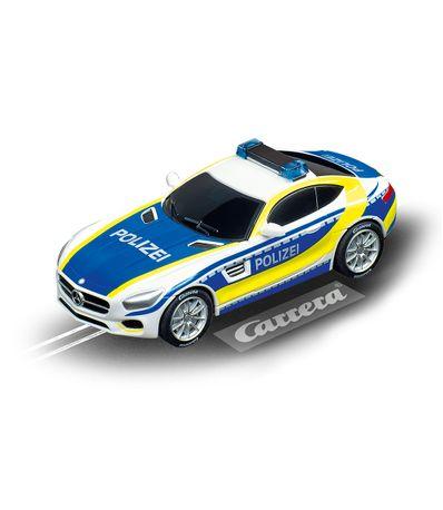 Coche-Slot-Carrera-GO----Mercedes-AMG-GT-Poli-1-43