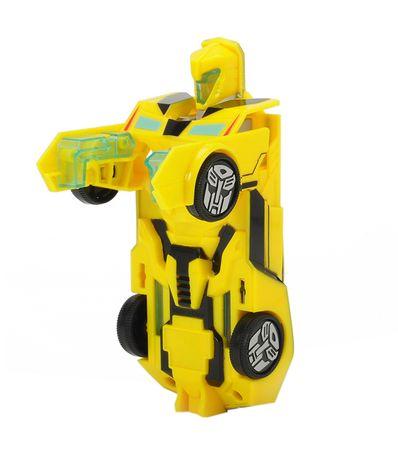 Transformers-Robot-Warrior-Bumblebee