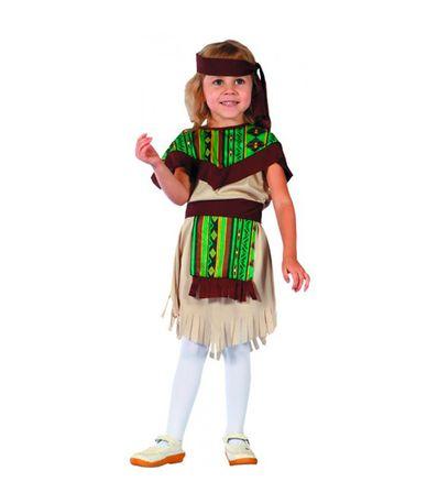 Deguisement-Indienne-enfant