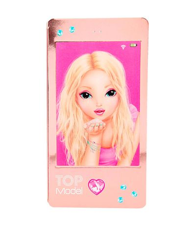 Top-Model-Notebook-Movil-Rubia