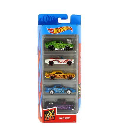 Hot-Wheels-Pack-5-Vehiculos-HW-Flames-2