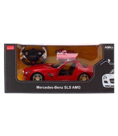 Coche-Mercedes-Benz-SLS-AMG-Rojo-R-C-1-14