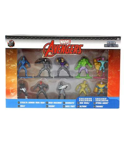 Figuras-Nano-Fetalfigs-Avengers