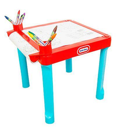 Mesa-para-Colorear-Infantil