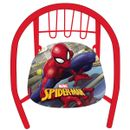 Spiderman-Silla-de-Metal-Infantil