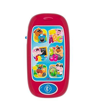 Smartphone-Infantil-Bilingue