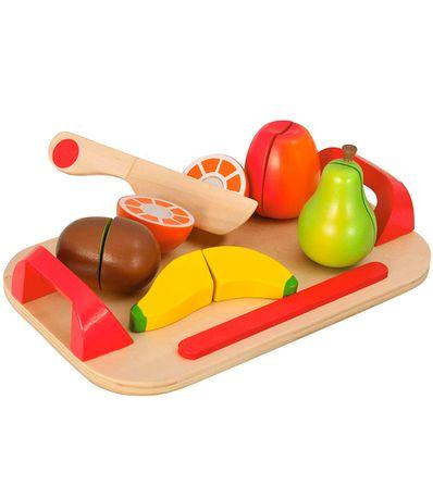 Tabla-de-Madera-Infantil-Corte-de-Frutas