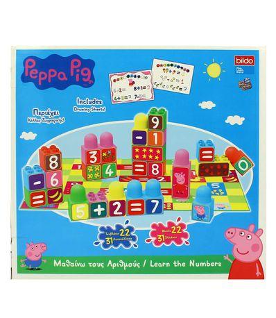Peppa-Pig-Bloques-con--Numeros