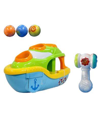 Barco-de-Actividades-Infantil