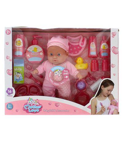 Muñeco-Bebe-con-Sonido-Rosa