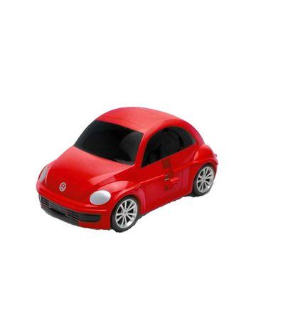 Maleta-Volkswagen-Beetle-Rojo
