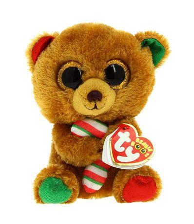 Beanie-Boo-s-Osito-Navidad-de-Peluche-de-15-cm