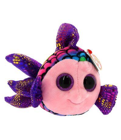 Beanie-Boo-s-Pez-Lila-de-Peluche-de-15-cm