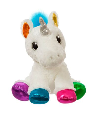 Peluche-Unicornio-Blanco-Patitas-Color