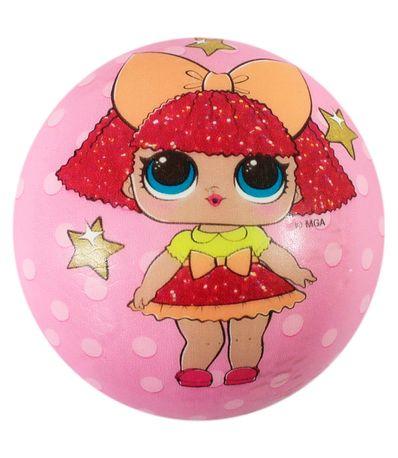 Bola-Squeeze-LOL-Glitter-Queen-10-cm