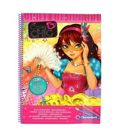Crazy-Chic-Sketchbook-Danca