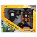 Coche-RC-Speed-Naranja-escala-1-18