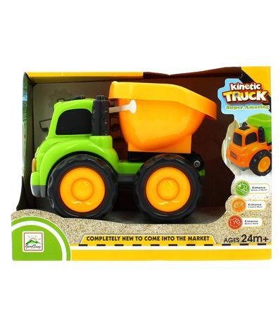 Camion-Volquete-Verde-con-Luz-y-Sonido