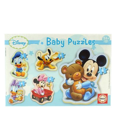 Jeu-de-puzzle-Bebe-progressif-Mickey