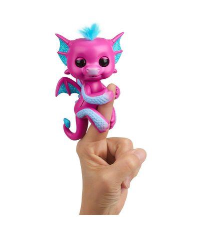 Fingerling-Dragon-Rosa