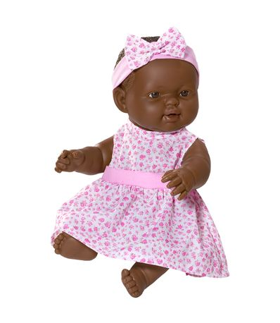 Muñeca-Bebe-Gordita-Negrita