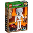 Lego-Minecraft-Esqueleto-con-Cubo-de-Magma