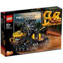 Lego-Technic-Cargadora-con-Orugas