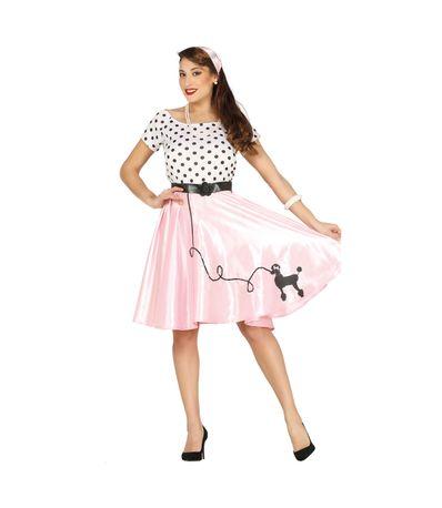 Costume-Girl-Annees-1950
