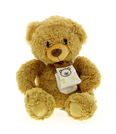 Urso-de-peluche-com-lenco-40-centimetros-creme