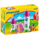 Playmobil-123-Castillo-con-Torre-Apilable