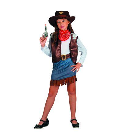 Disfraz-Cowboy-Niña