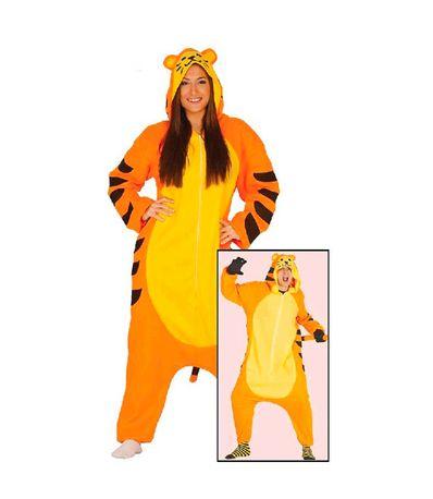 Disfraz-Tigre